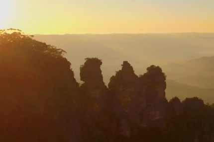 The 3 Sisters – Blue Mountains NSW