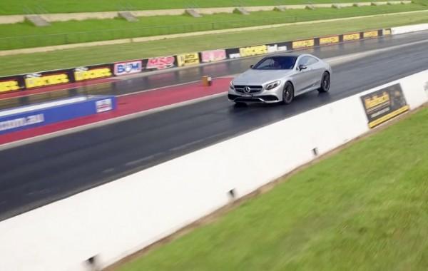 Mercedes Benz Driverless Car