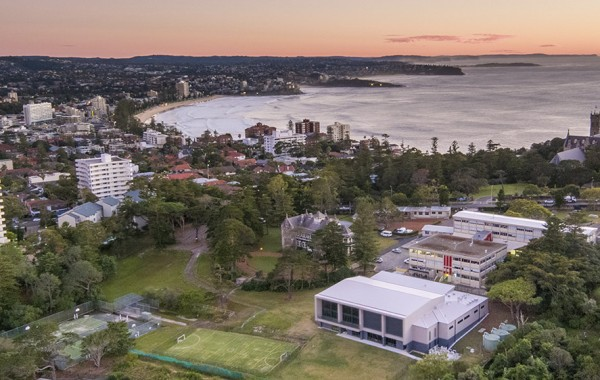 St Paul's Catholic College in Manly